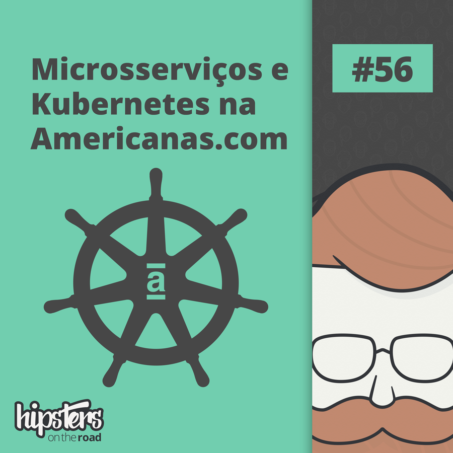 Microsserviços e Kubernetes na Americanas.com – Hipsters On The Road #56